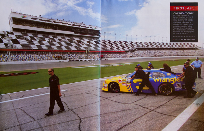 Nascar Illustrated; September 2010