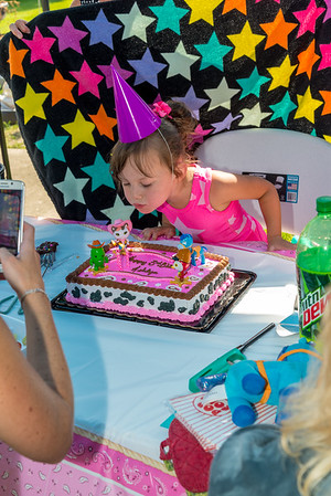 Ashlyn's 3rd Birthday
