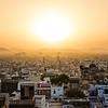 Udaipur Skyline at Sunrise