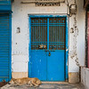 Dog Lying on the street In Udaipur