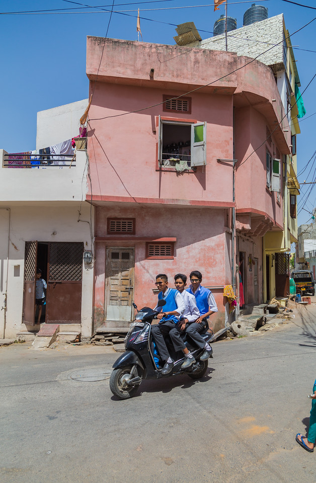 Street Scenes in Udaipur, India
