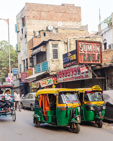 Roads and Streets in Central Delhi
