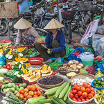 Local Markets in Hoi An Vietnam