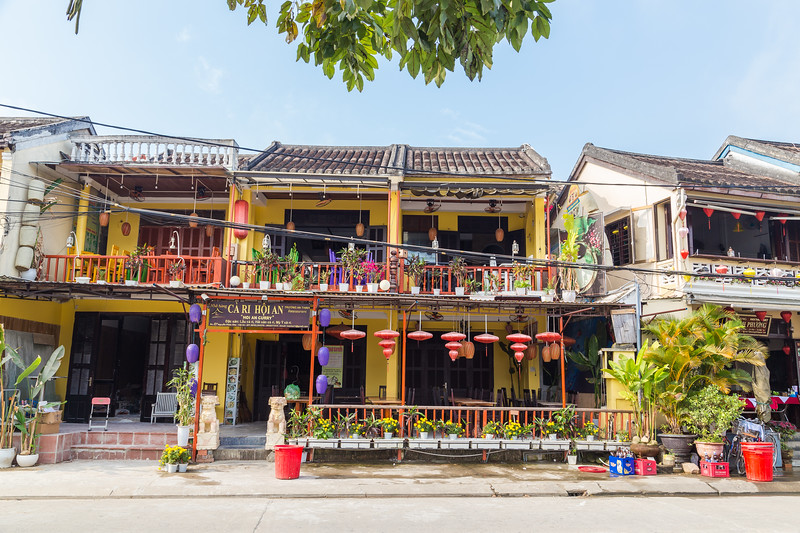 Hoi An Ancient Town Architecture
