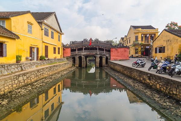 Japanese Bridge in Hoi An Ancient Town