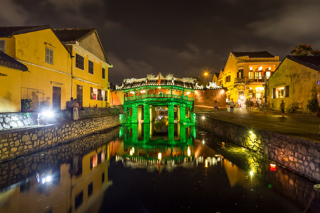 Hoi An Japanese Bridge