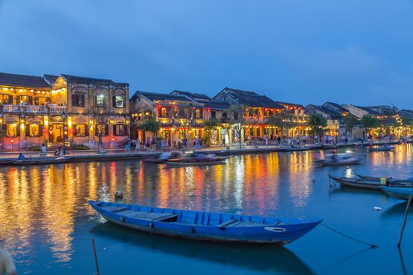 Hoi An Ancient Town at Night