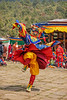 Gasa Tshechu festival at 7th century monastery 9500'