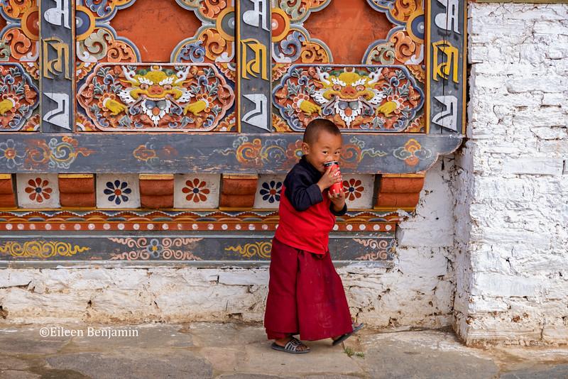 Dawakha Village: Dobji Gompa Monastery