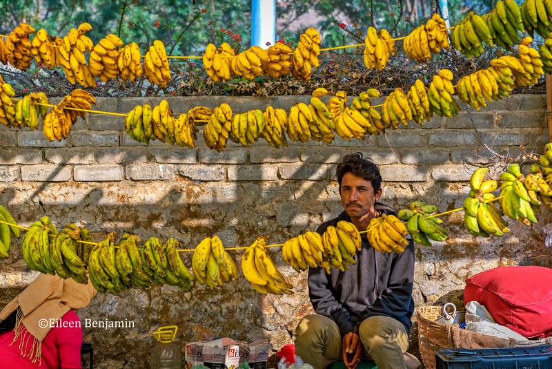 Punaka market