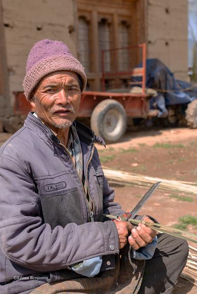 Gangtey:Tafa Village