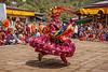 Gasa Tshechu festival at 7th century monastery 9500'