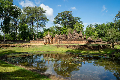 Banteay Srei temple, Angkor Archeological Park