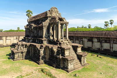 Outer building at Angkor Wat, Angkor Archeological Park