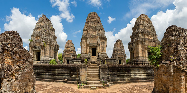 East Mebon temple, Angkor Archeological Park