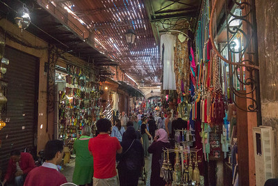 Somewhere in the souk
