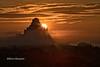 Sunrise at Shwesandaw Pagoda - Bagan
