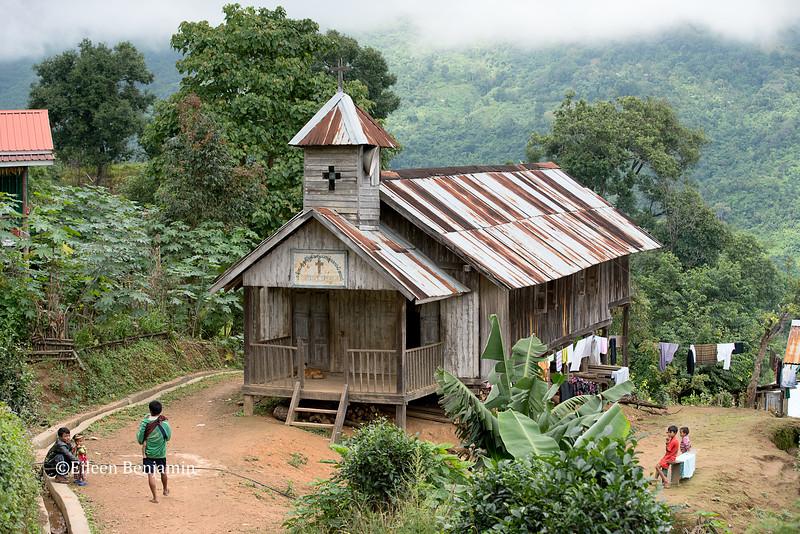 Catholic Church - Kampalet