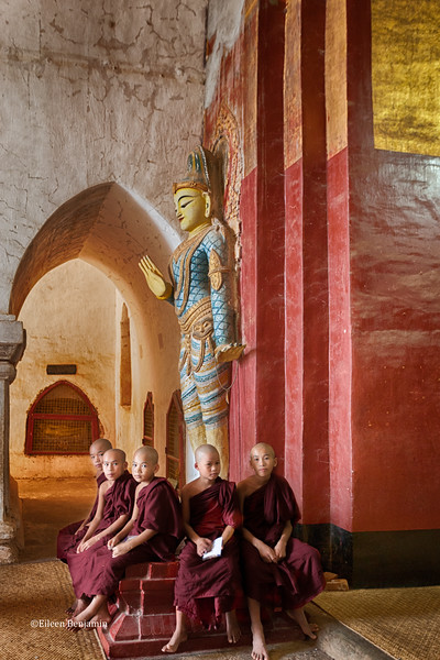 Ananda Temple -Bagan, Burma