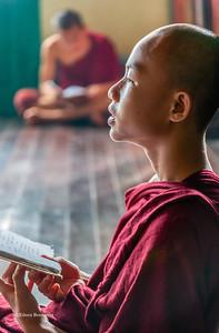 Kowin Monastery - Yangon, Myanmar