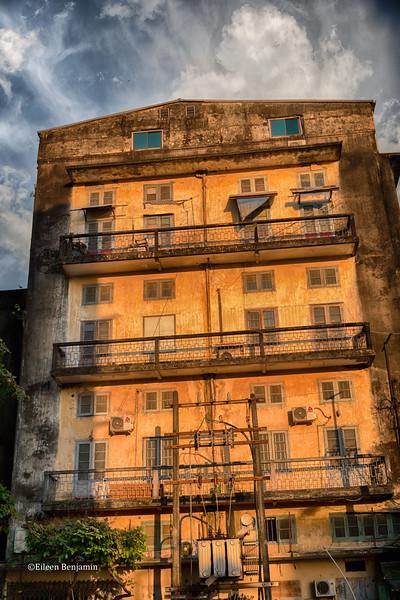Sin OoDan Jetty, Yangon