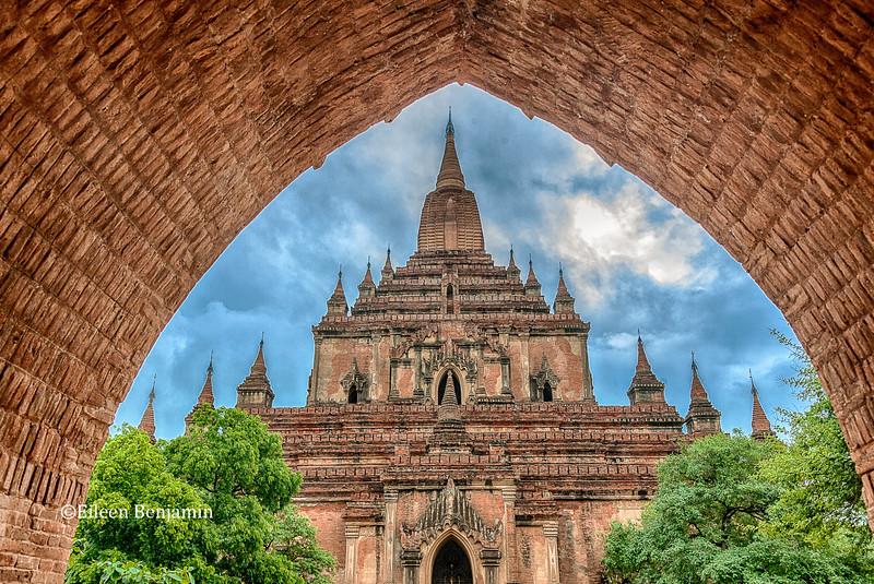 Sulamani Temple, - Bagan,Burma