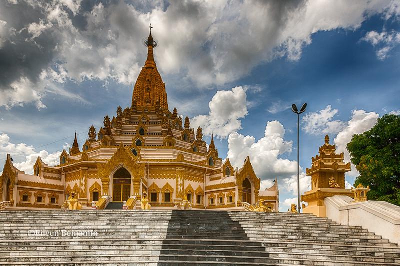Swe Taw Myat Temple, Yangon