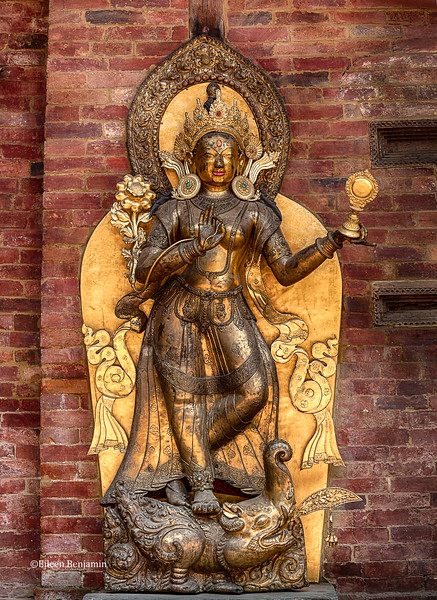 Patan's Dubar Square, Kathmandu