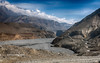 Road to Muktinath