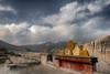 Tsarang - Royal Palace Ruins