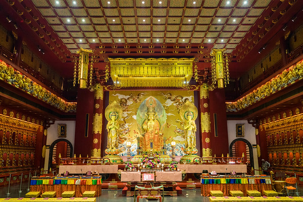 Temple of the Buddha Tooth Relic