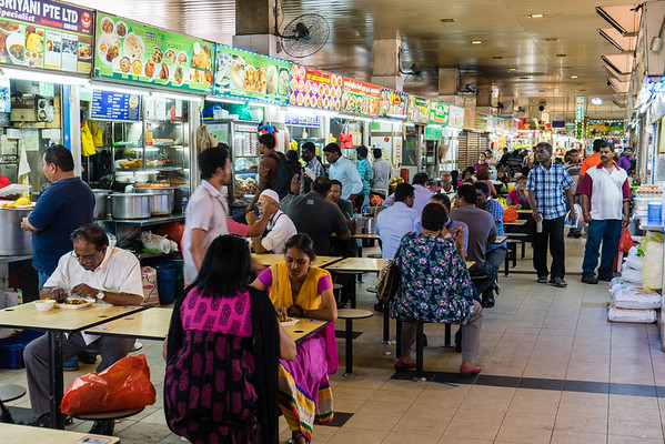 Little India hawker centre