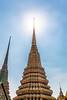 Sunshine at Wat Pho