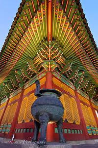 Deoksugung Palace - Architectural Detail