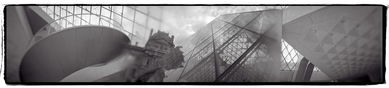 Louvre, Pei Pyramid [Paris, France]