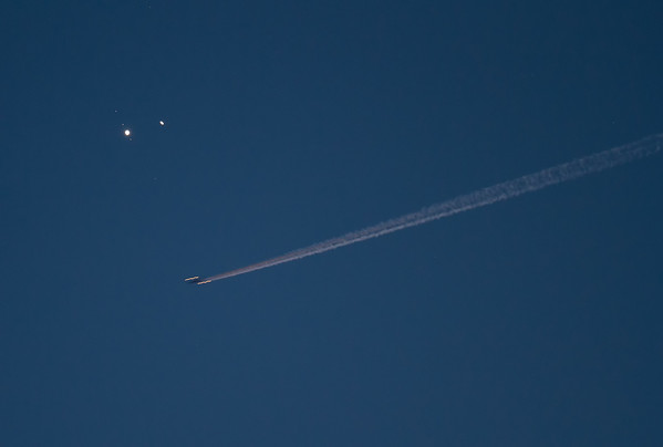 12/21/20 Jupiter & Saturn Conjunction
