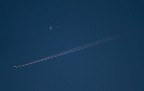 12/21/20 Jupiter & Saturn Conjunction