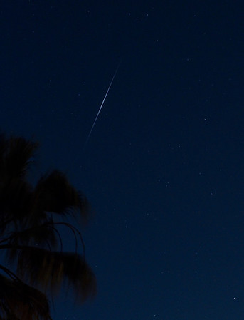 Flare from Iridium 10 on 2/27/12