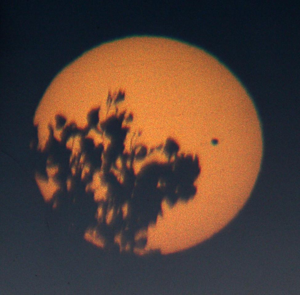 Binocular Projection-Crop  Date:June 5, 2012  Camera: Canon 30D Lens: Canon EF24-70 f2.8L Filter:None Tripod: None Exposure: ISO 400, f4.5, 1/800 Sec -2/3ev