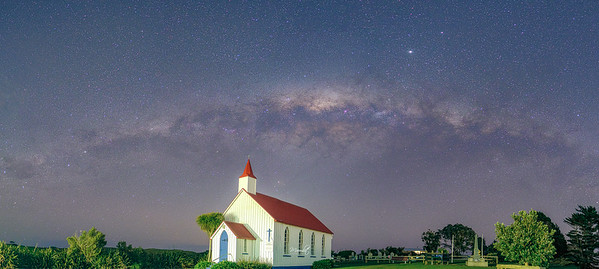 Milkyway Awhitu Church