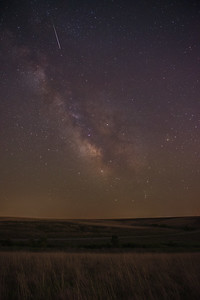 Untitled (Gazing At Stars Out On The Prairie)
