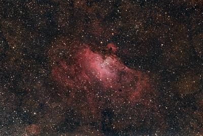 Eagle Nebula (M16) in Serpens