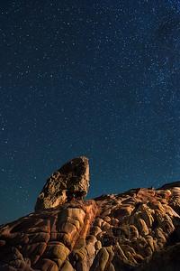 Starry stone