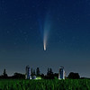 A Visit by Comet NEOWISE