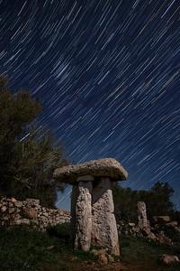 "Megalithic monument. ""Taula"". Menorca"