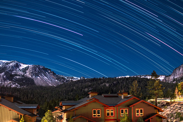 Stars over Mammoth // Mammoth Lakes, CA