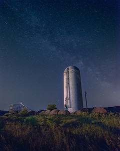 Milky Way Silo