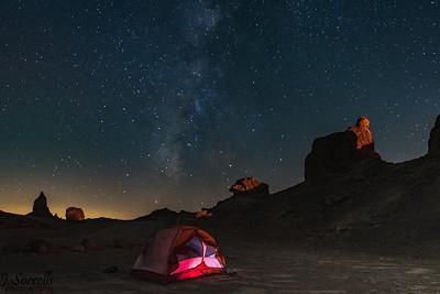Trona Tent