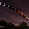 Blood Moon Lunar Eclipse