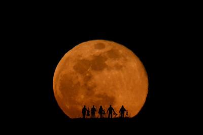 Moon musicians